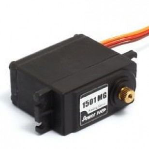 PowerHD HD-1501MG 17KG Standard Analog High Torque Servo