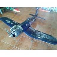 The World Models F4U CORSAIR - 46S - PNF